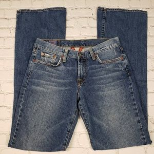 Lucky Brand Sweet n Low Jeans 4/27